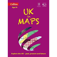 UK in Maps (BOK)
