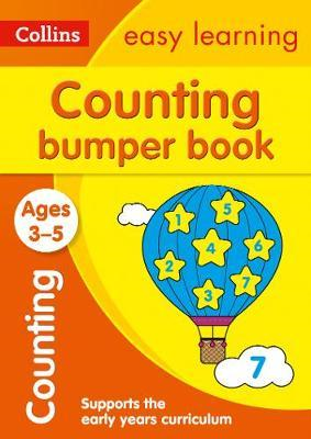 Counting Bumper Book Ages 3-5 (BOK)