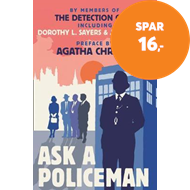 Produktbilde for Ask a Policeman (BOK)
