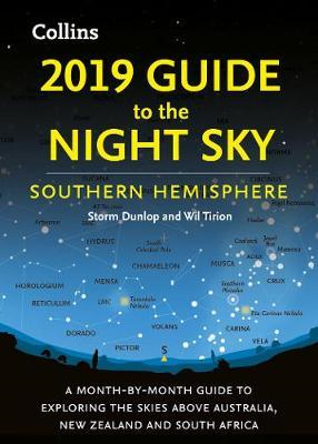 2019 Guide to the Night Sky Southern Hemisphere (BOK)