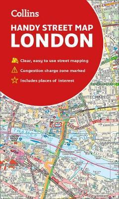 Collins London Handy Street Map (BOK)