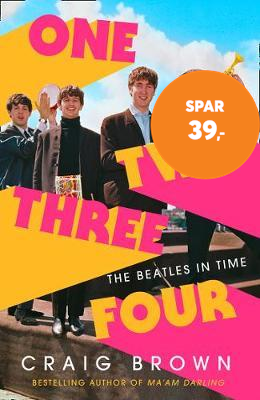 One Two Three Four: The Beatles in Time (BOK)