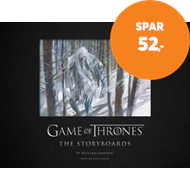 Produktbilde for Game of Thrones: The Storyboards (BOK)