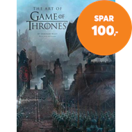 Produktbilde for The Art of Game of Thrones - The Official Book of Design from Season 1 to Season 8 (BOK)