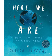 Produktbilde for Here We Are - Notes for Living on Planet Earth (Book & CD) (BOK)