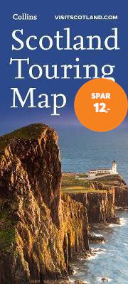 Scotland Touring Map - Ideal for Exploring (BOK)