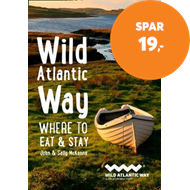 Produktbilde for Wild Atlantic Way - Where to Eat and Stay (BOK)