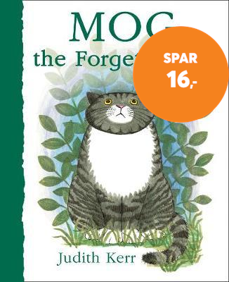 Mog the Forgetful Cat (BOK)