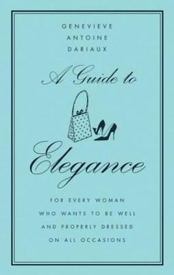 Guide to Elegance (BOK)