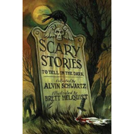 Produktbilde for Scary Stories to Tell in the Dark (BOK)