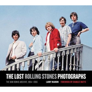 Lost Rolling Stones Photographs (BOK)