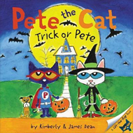 Pete the Cat: Trick or Pete (BOK)