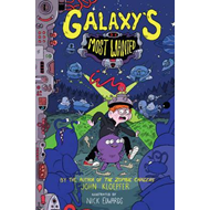 Galaxy's Most Wanted (BOK)