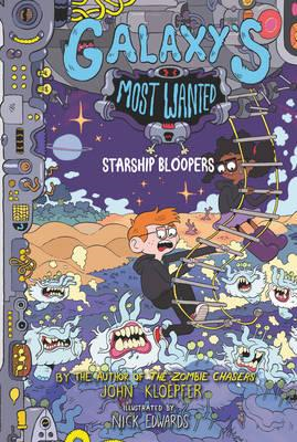 Galaxy's Most Wanted #3: Starship Bloopers (BOK)