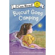Produktbilde for Biscuit Goes Camping (BOK)