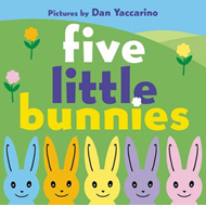 Five Little Bunnies (BOK)