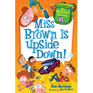 Miss Brown is Upside Down! (BOK)