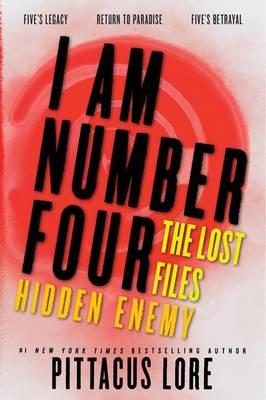 I Am Number Four: The Lost Files: Hidden Enemy (BOK)