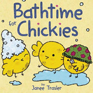 Bathtime for Chickies (BOK)