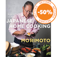 Produktbilde for Mastering the Art of Japanese Home Cooking (BOK)