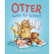 Otter Goes to School (BOK)