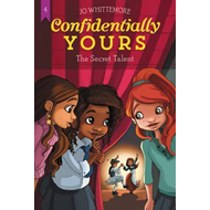 Confidentially Yours #4: The Secret Talent (BOK)