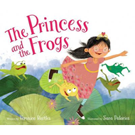 Princess and the Frogs (BOK)