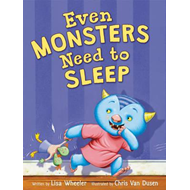 Even Monsters Need to Sleep (BOK)