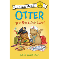 Otter: The Best Job Ever! (BOK)