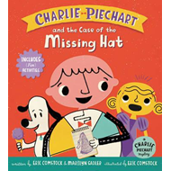 Charlie Piechart and the Case of the Missing Hat (BOK)