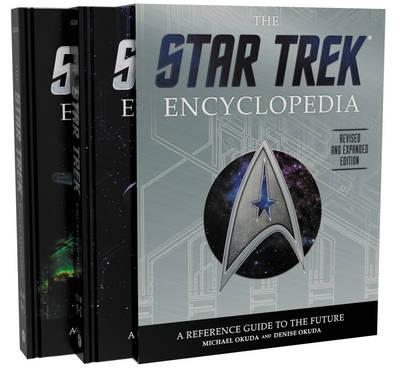 Star Trek Encyclopedia, Revised and Expanded Edition (BOK)