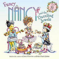 Fancy Nancy and the Dazzling Jewels (BOK)