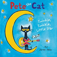 Pete the Cat: Twinkle, Twinkle, Little Star (BOK)