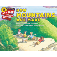 How Mountains are Made (BOK)