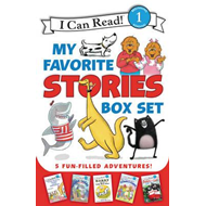 I Can Read My Favorite Stories Box Set (BOK)