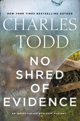 No Shred of Evidence (BOK)