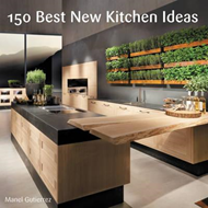 Produktbilde for 150 Best New Kitchen Ideas (BOK)