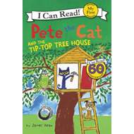 Pete the Cat and the Tip-Top Tree House (BOK)