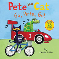 Pete the Cat: Go, Pete, Go! (BOK)