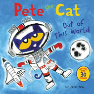 Pete the Cat: Out of This World (BOK)
