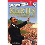 Martin Luther King Jr.: A Peaceful Leader (BOK)