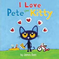 Pete the Kitty: I Love Pete the Kitty (BOK)