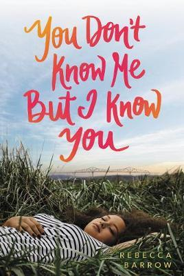 You Don't Know Me but I Know You (BOK)