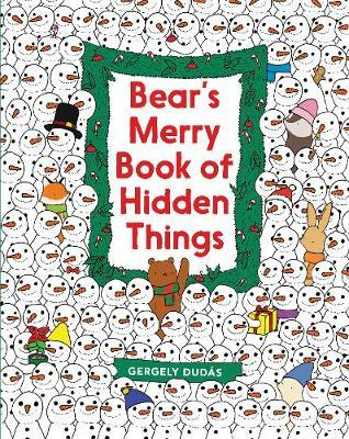 Bear's Merry Book of Hidden Things (BOK)