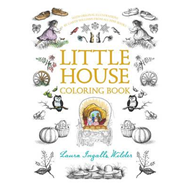 Little House Coloring Book (BOK)