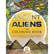 Ancient Aliens (TM) - The Coloring Book (BOK)