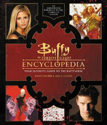 Buffy the Vampire Slayer Encyclopedia (BOK)