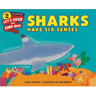 Sharks Have Six Senses (BOK)