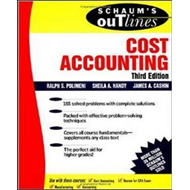 Schaum's Outline of Cost Accounting: Including 185 Solved Problems (BOK)