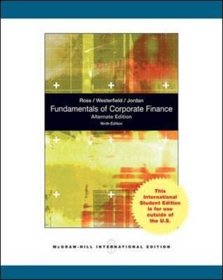 Fundamentals of Corporate Finance (BOK)